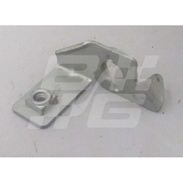 Image for BRACKET - HEATER MGF